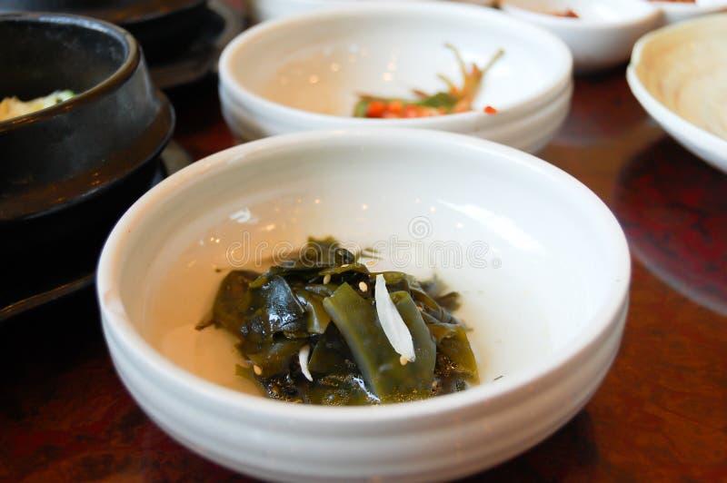 Lebensmittel Koreas Kimchi lizenzfreies stockbild