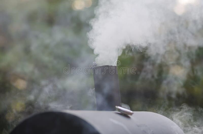 Lebensmittel-Raucher stockfoto