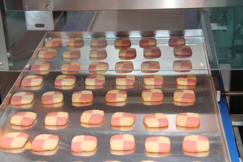 Lebensmittelproduktions-Maschine lizenzfreie stockfotografie