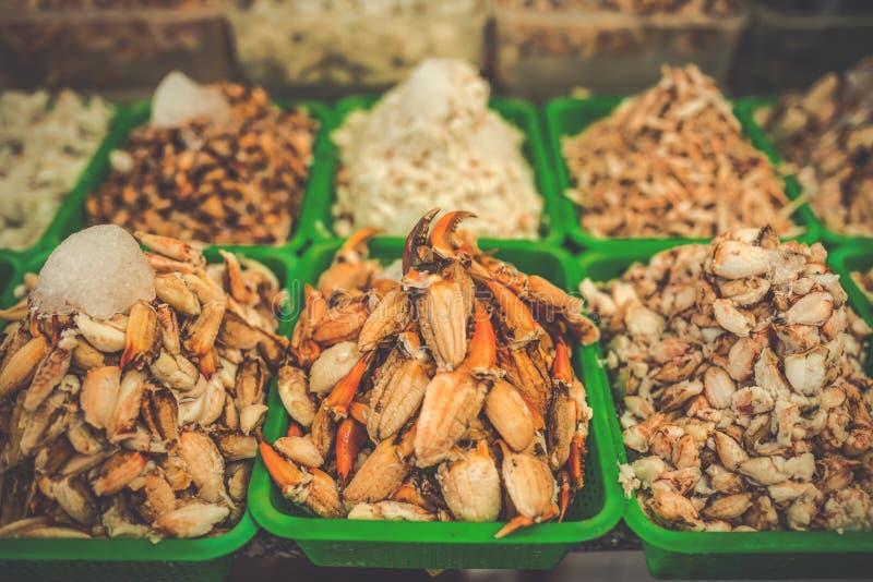 Lebensmittelverkäufer in Saigon, Vietnam lizenzfreies stockfoto