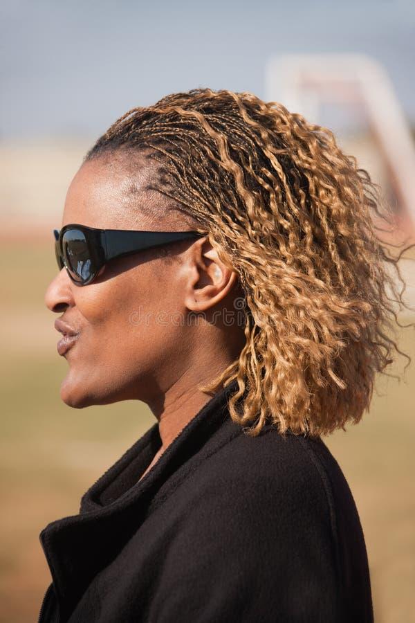 Lebensstil-Afrikaner lizenzfreie stockfotos