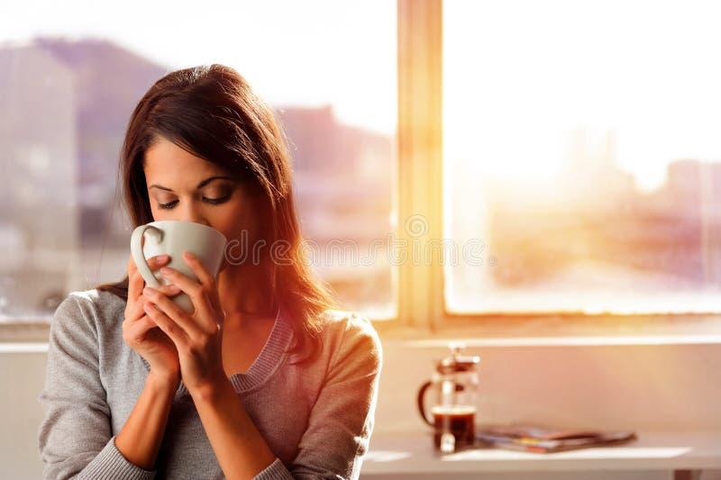 Lebensstilkaffee stockfotos