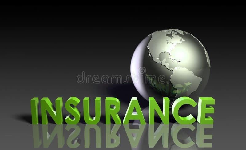 Lebensversicherung lizenzfreie abbildung