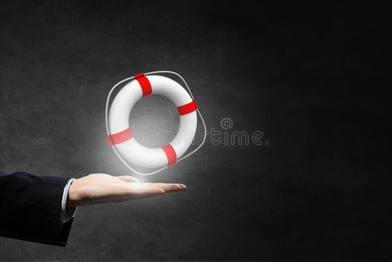 Lebensversicherungskonzept lizenzfreie stockbilder