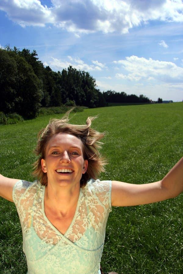 Lebenswichtige Energie lizenzfreies stockfoto