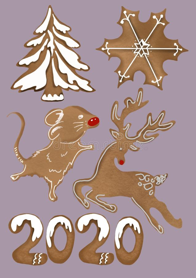 Weihnachtskekse Stock Vectors, Images & Vector Art | Shutterstock