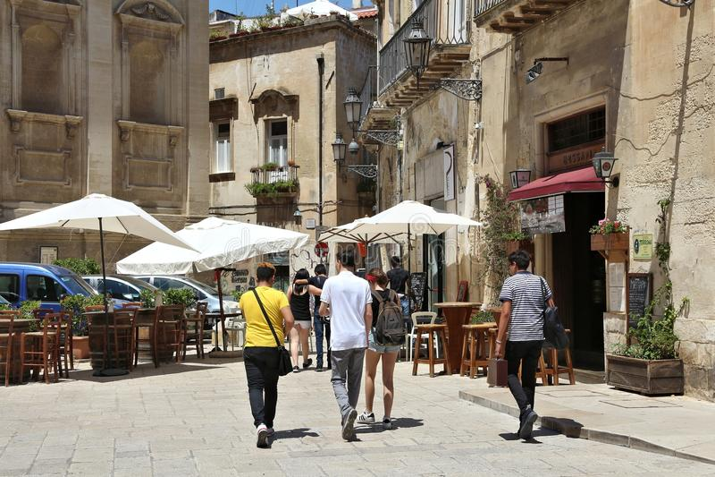 Lecce, Ιταλία στοκ φωτογραφίες