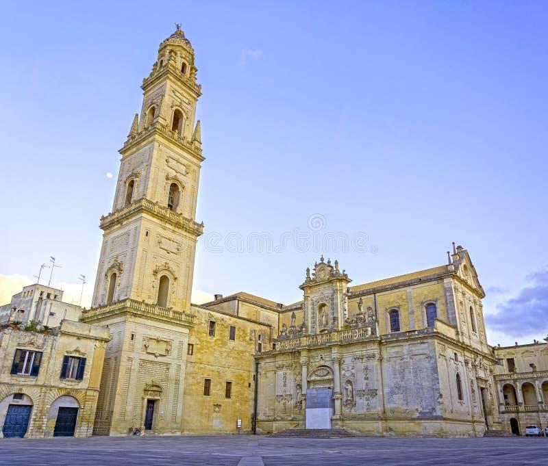 Lecce, Πούλια, Ιταλία στοκ φωτογραφία