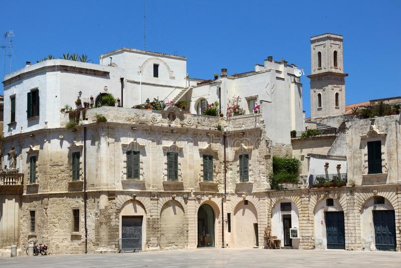 Lecce, Италия стоковое фото rf