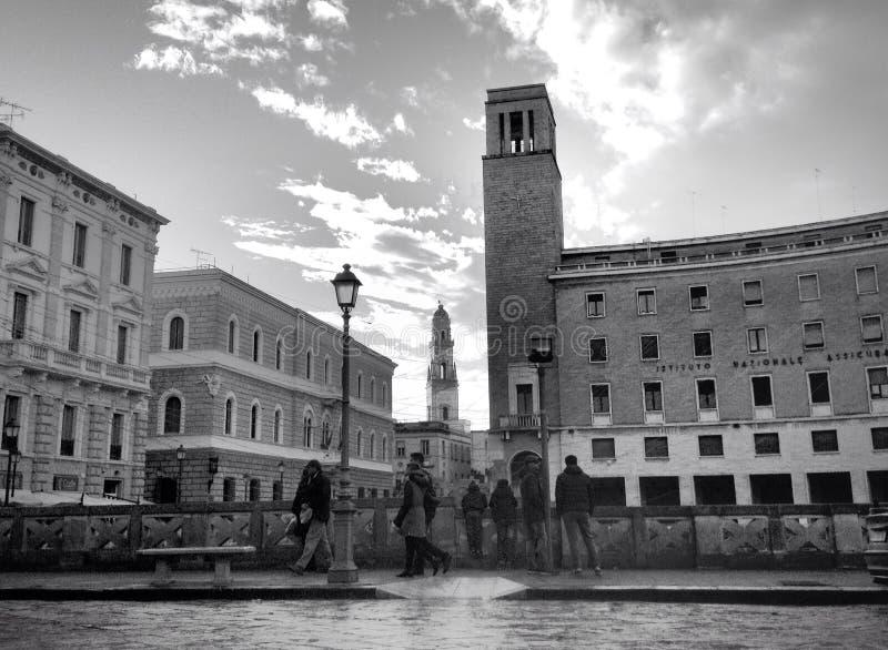 Lecce fotografia de stock royalty free