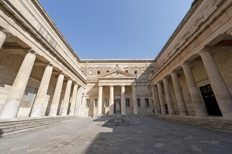 Download Lecce (Apulia, Italy): The Carducci Square Royalty Free Stock Photos - Image: 21175138