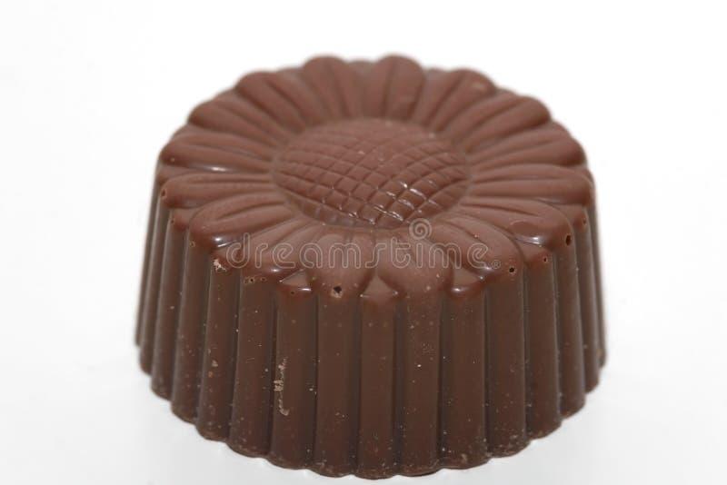 Leche-chocolate foto de archivo