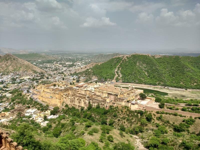 Lechería de Jaipur fotografía de archivo