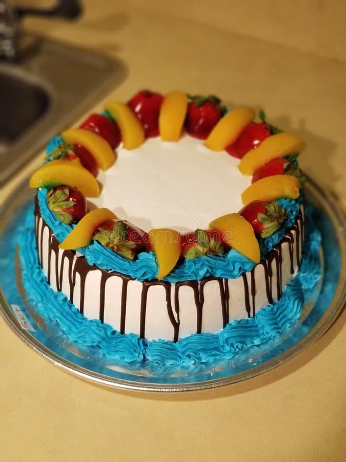3 leches蛋糕 库存图片