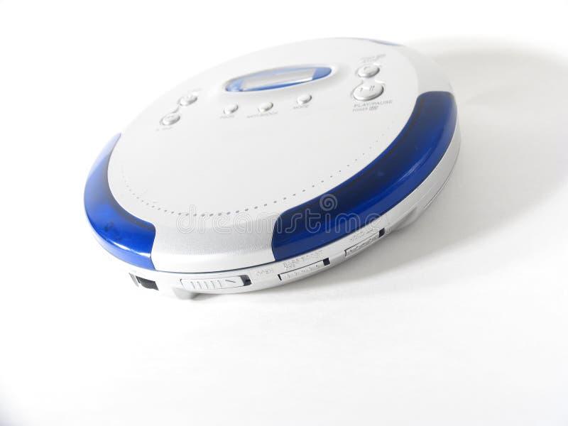 Lecteur de CD sonore image stock