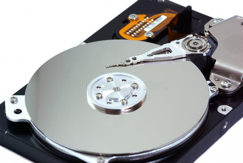 Lecteur de disque dur photographie stock libre de droits