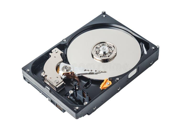 Lecteur de disque dur photo stock