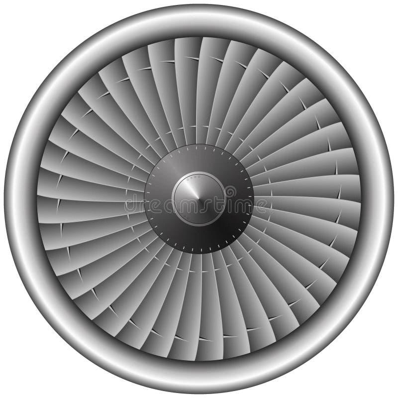 Lecteur de propulsion illustration de vecteur