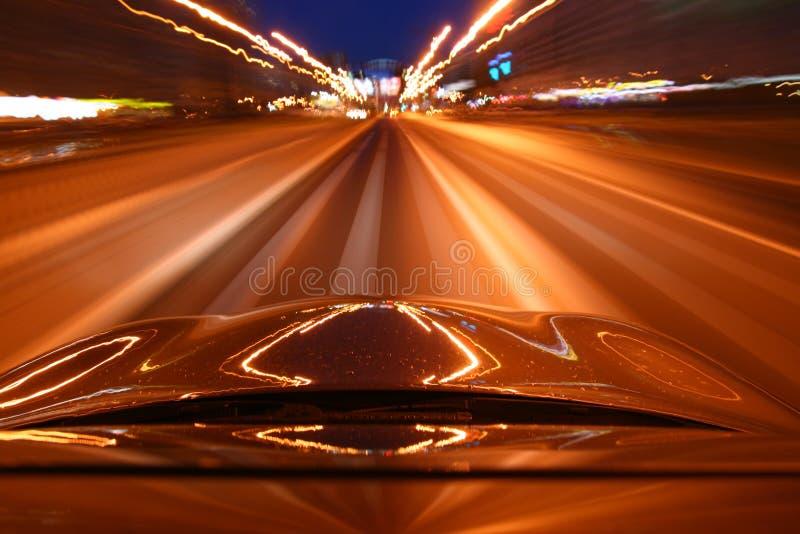 Lecteur de vitesse images libres de droits