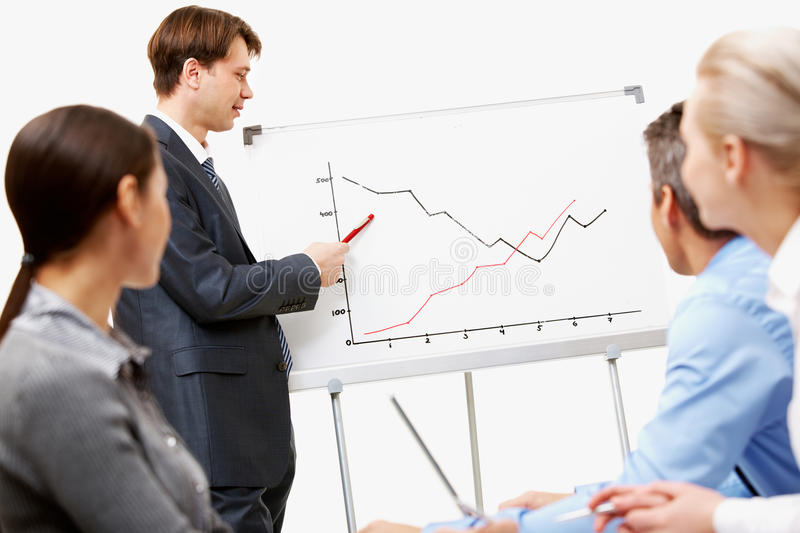 Lecture royalty free stock photography