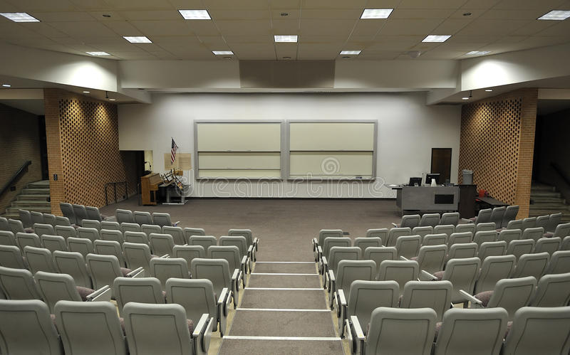Download Lecture Hall stock photo. Image of lecturer, learn, session - 10529950