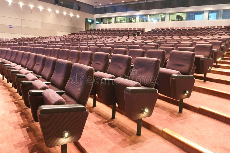 Download Lecture Hall stock photo. Image of empty, area, sitting - 50183372