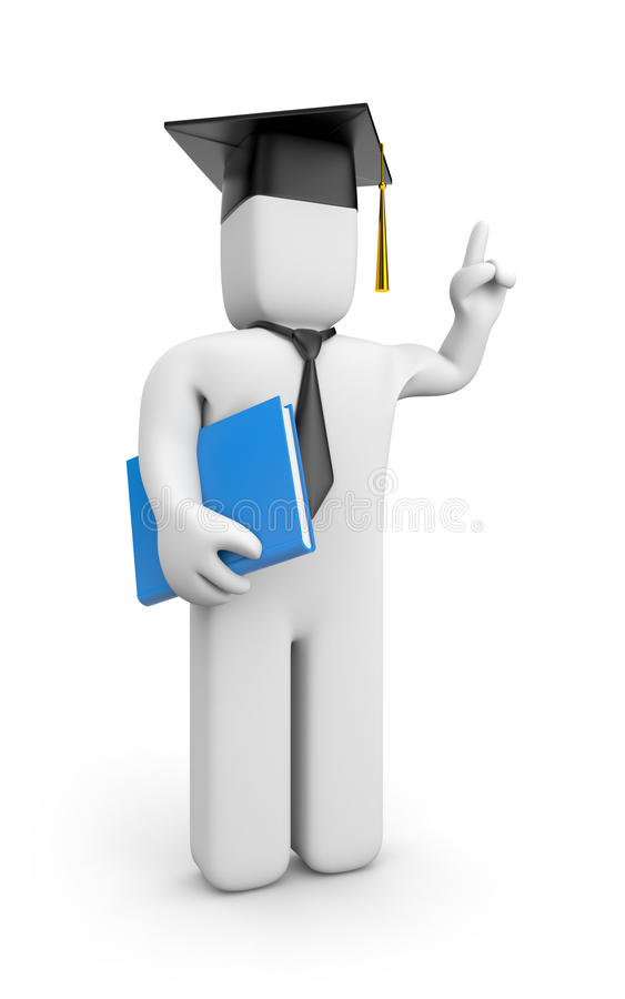 Lecturer Or Academic Stock Photography