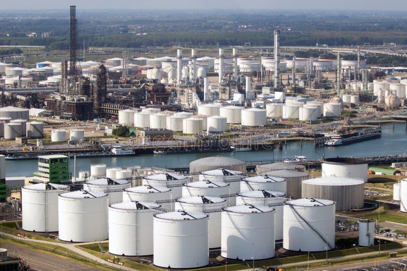 lecz to Siberia sektora ropy na zachód zdjęcie stock