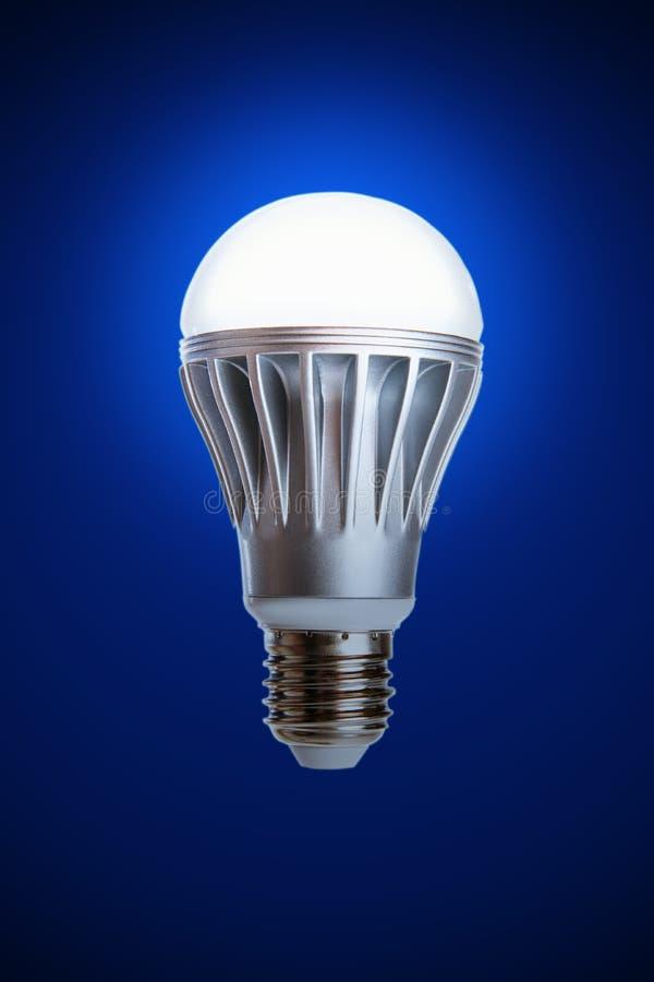 LED电灯泡 库存照片
