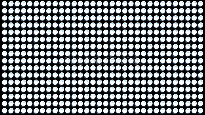 Led board royalty free stock images