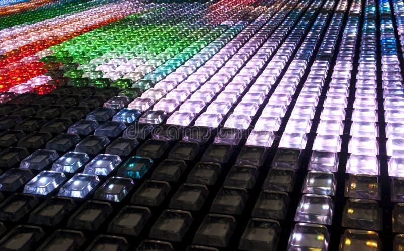LED bulbs royalty free stock photos
