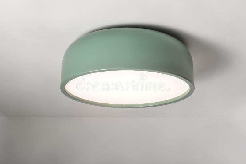 LED-Deckenbeleuchtung lizenzfreies stockfoto