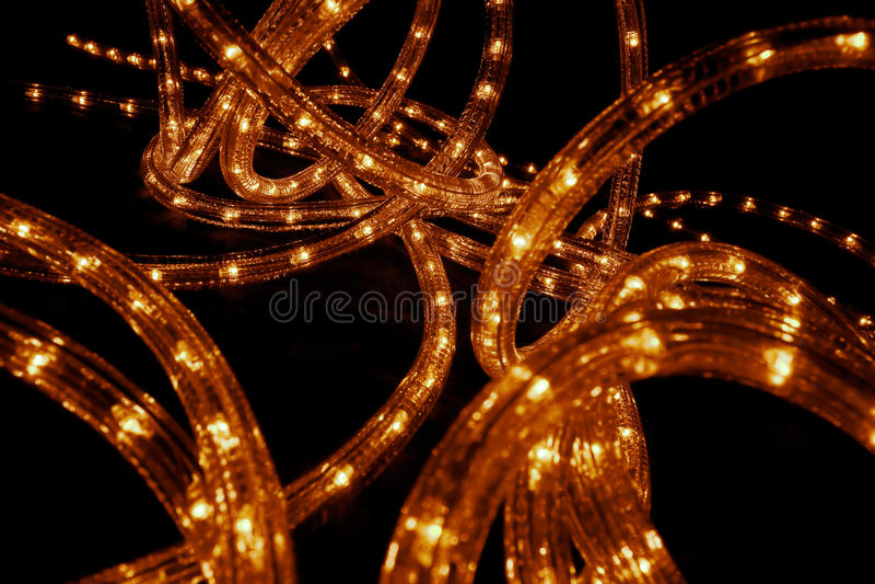 LED illumination royalty free stock image
