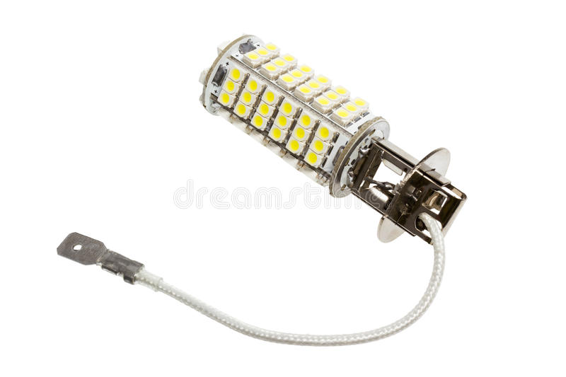 Download Led lamp for auto stock image. Image of environmental - 23212599