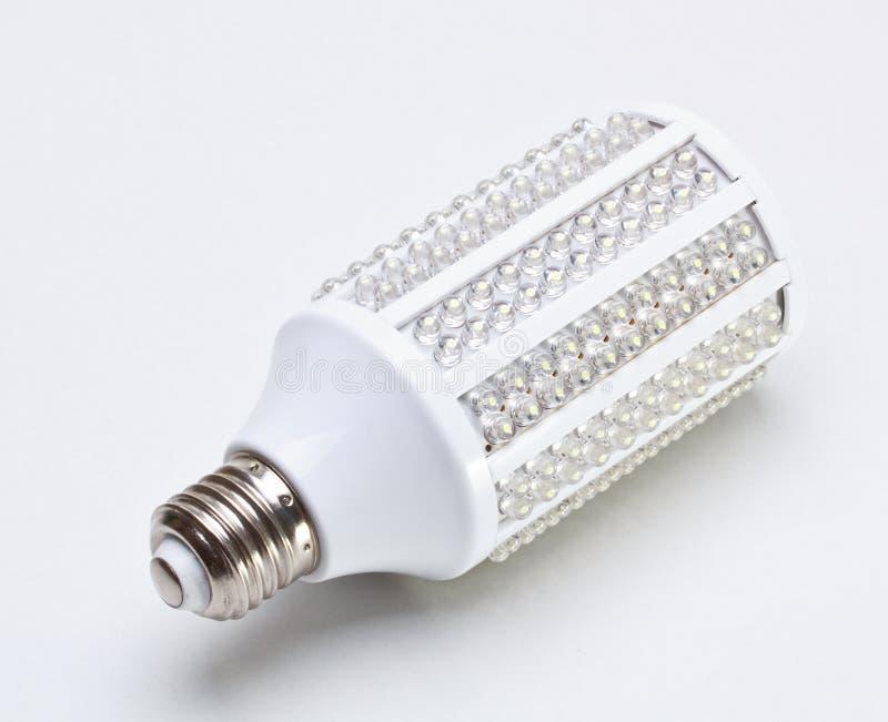LED light bulb stock photography
