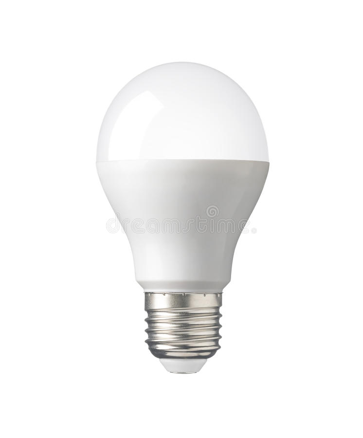 LED Light bulb, New technology electric lamp for saving Energy, stock images