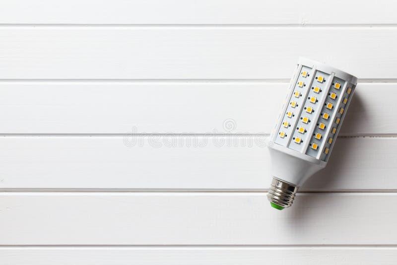 LED light bulb royalty free stock images