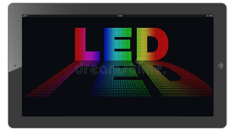 Led (Light-emitting Diode) Stock Image