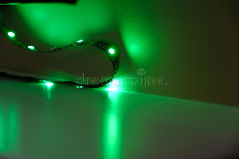 Led light strip stock images
