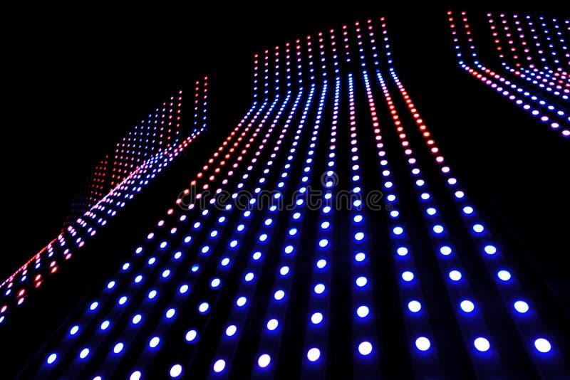 LED lighting royalty free stock images