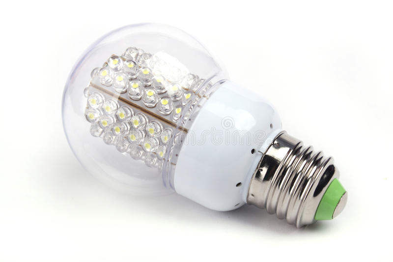 Download LED Lights bulb stock photo. Image of single, equipment - 16827496