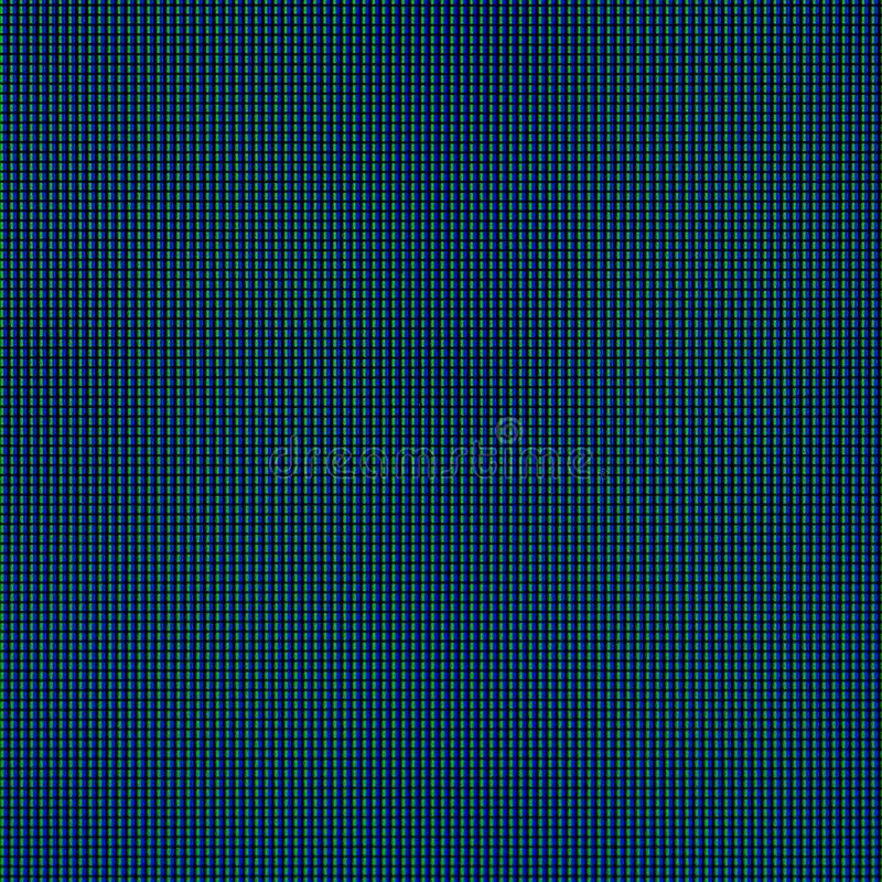 LED lights from computer monitor screen display panel for graphic website template. electricity or technology idea concept design royalty free stock image