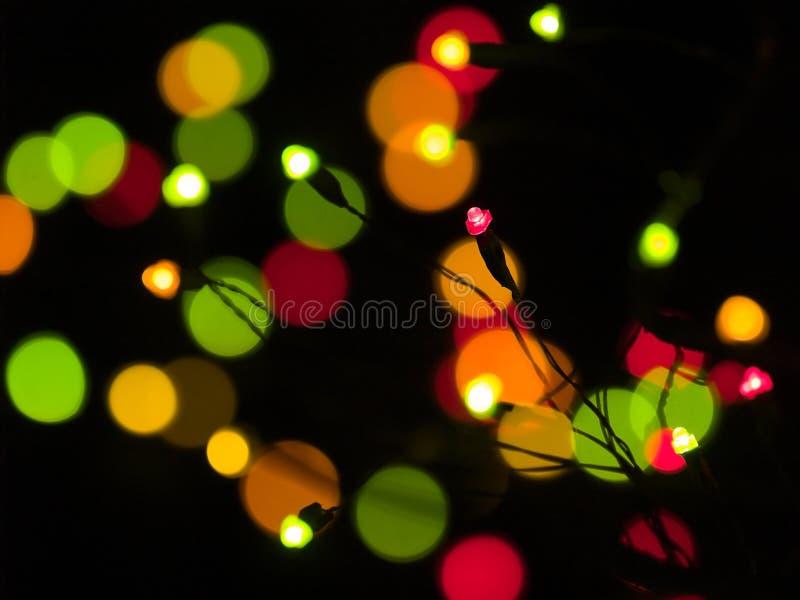 LED rojo imágenes de archivo libres de regalías