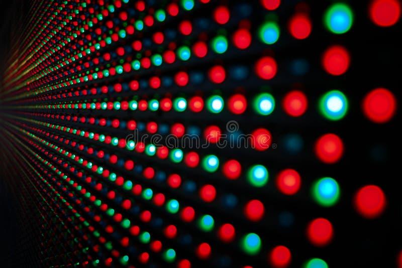 led screen στοκ φωτογραφίες