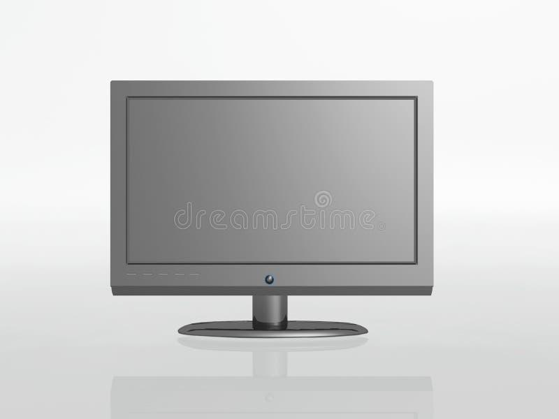 Download Led TV stock illustration. Illustration of television - 23911691