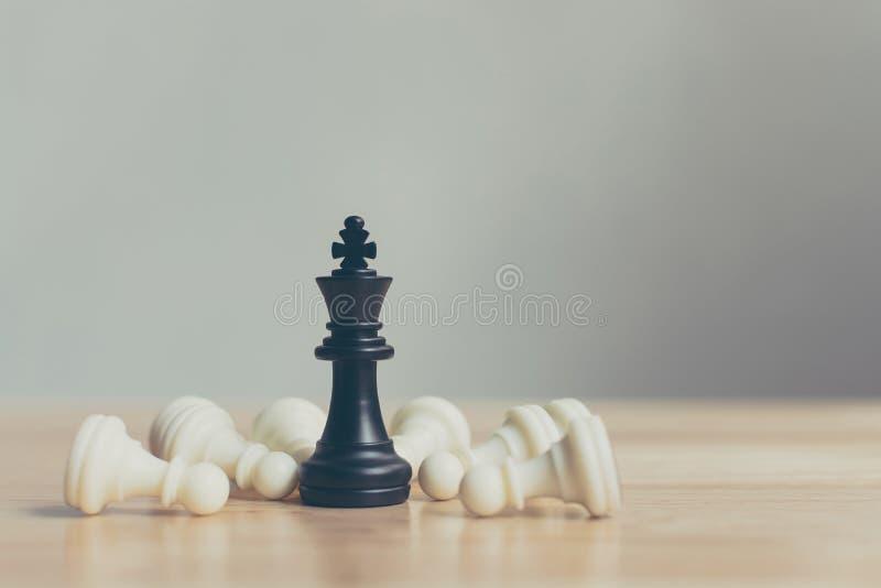 Ledande strategi för plan av den lyckade affärskonkurrensledaren royaltyfria bilder