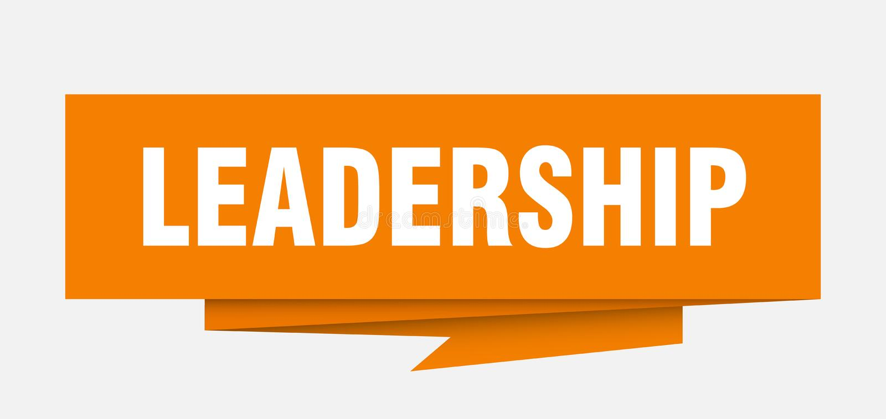 ledarskap stock illustrationer