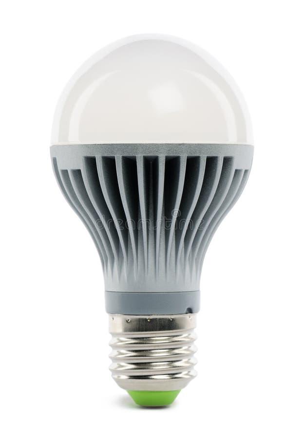 LEDDE lampan royaltyfri fotografi