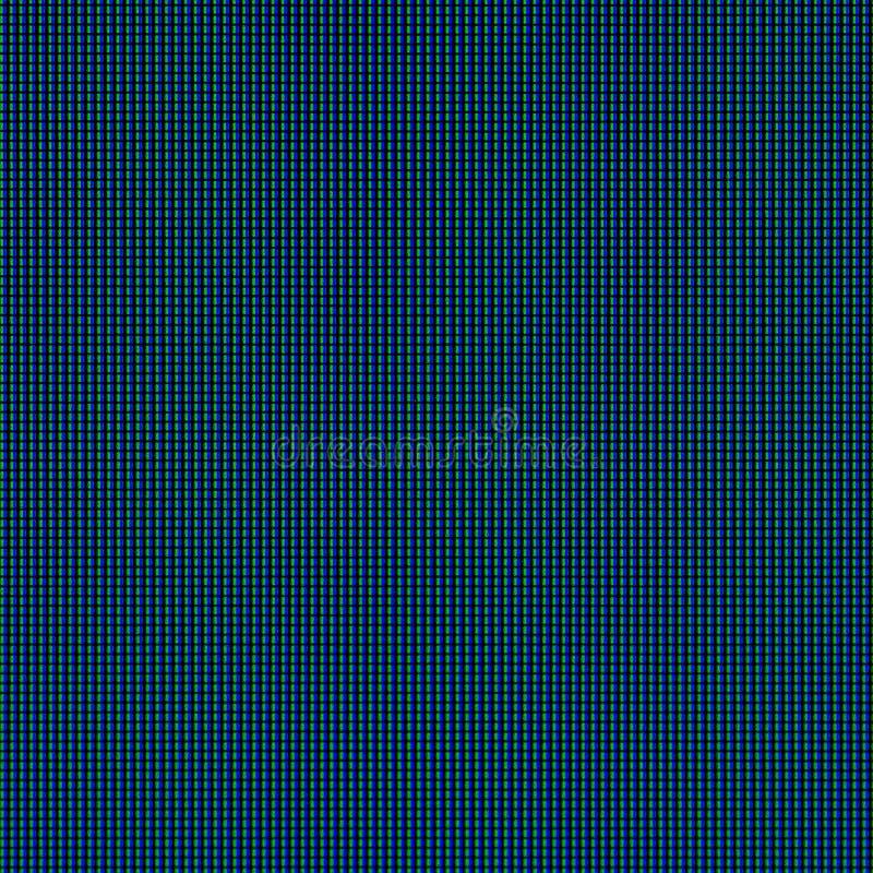 LEDDE ljus från panelen för skärm för datorbildskärmskärm för grafisk websitemall design för elektricitets- eller teknologiidébeg royaltyfri bild