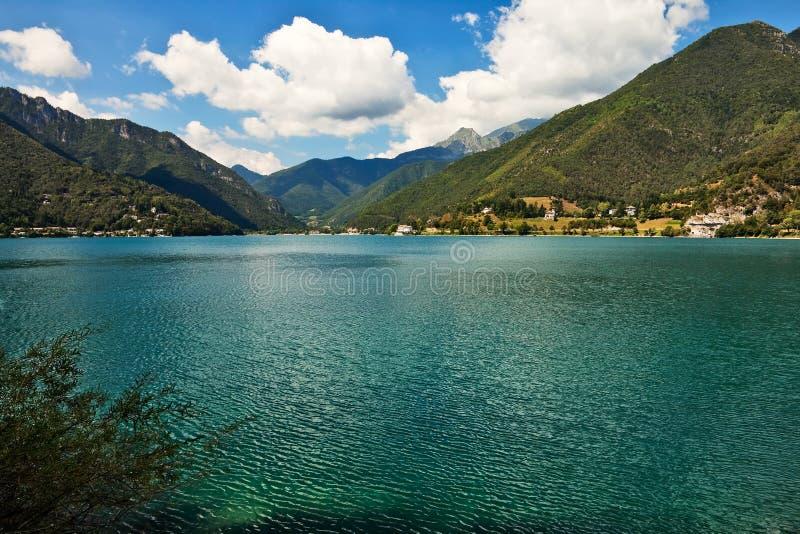 ledro Di lago στοκ φωτογραφίες με δικαίωμα ελεύθερης χρήσης